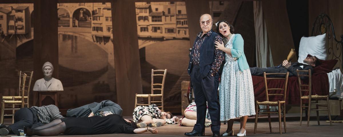 Gianni Schicchi, Maggio Musicale