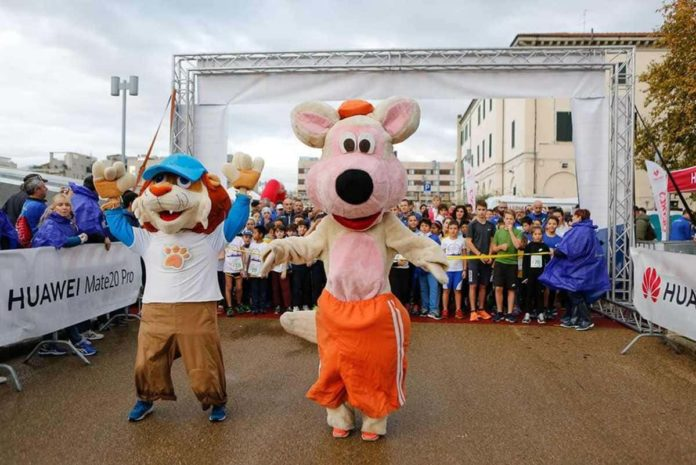 Maratona Firenze bambini eventi weekend 23 24 novembre