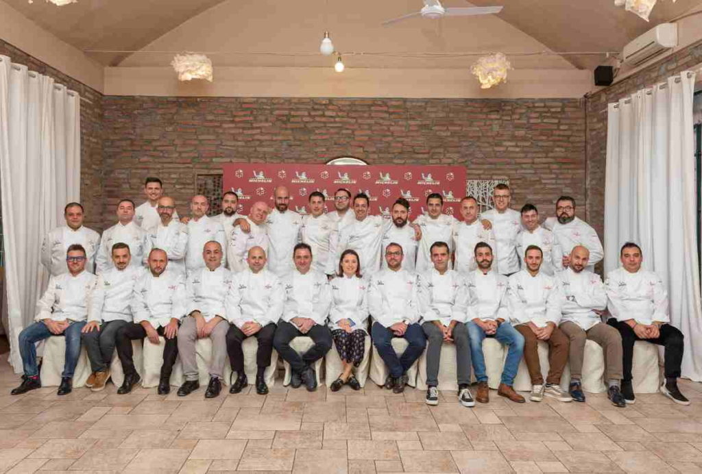 Guida Michelin 2020 chef premiati