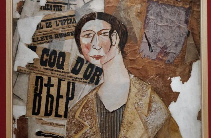 natalia goncharova Firenze mostra Palazzo Strozzi opere