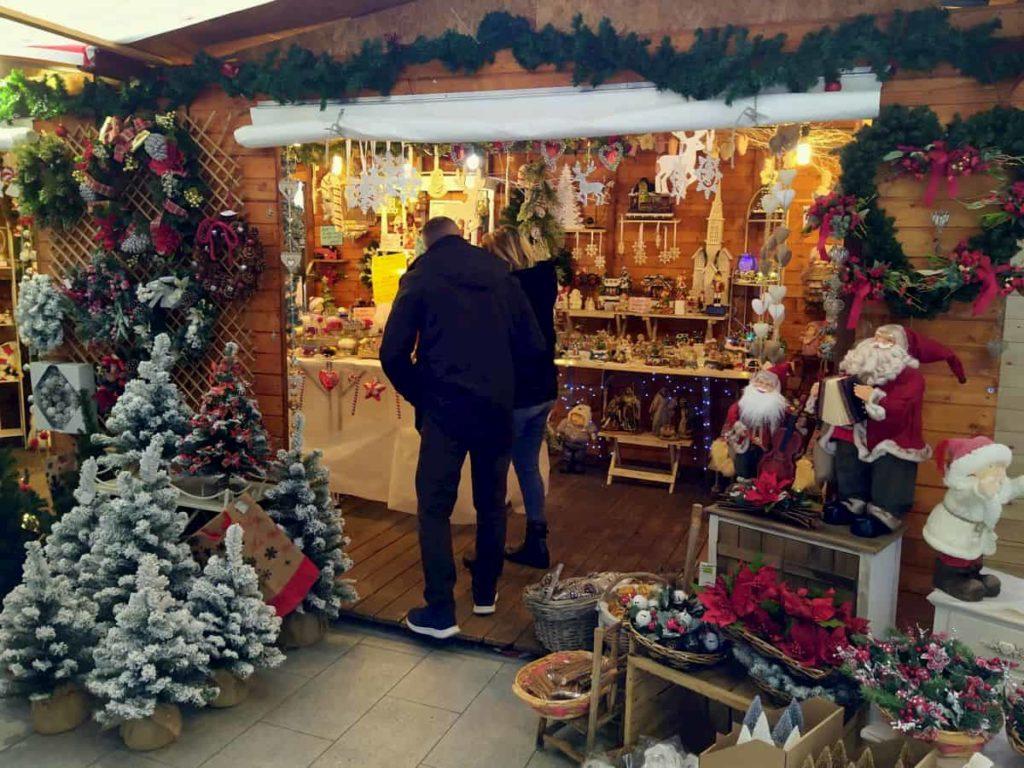 Casette Natale quartiere San Donato