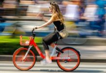 Mobike Movi bike sharing