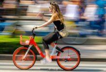 Mobike Movi bike sharing