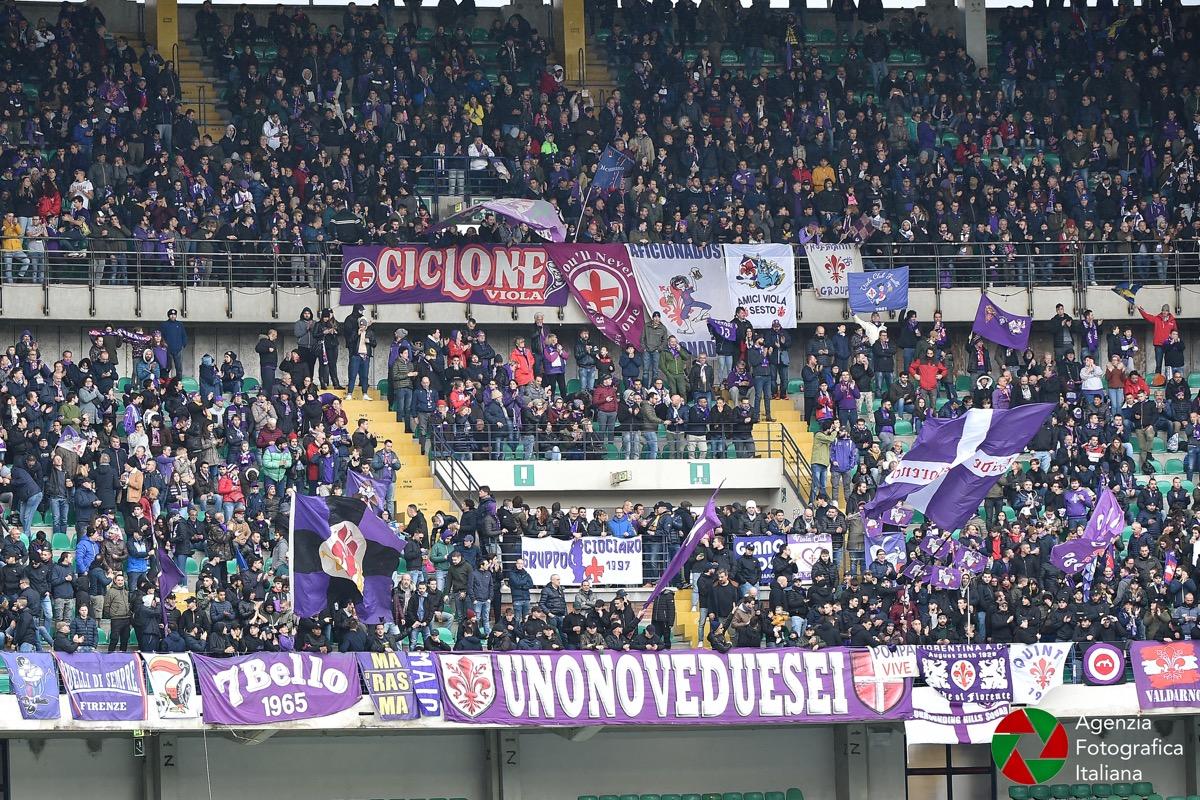 Verona Fiorentina 2019