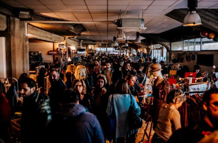 Eventi Firenze weekend 22 23 24 novembre Visarno Market