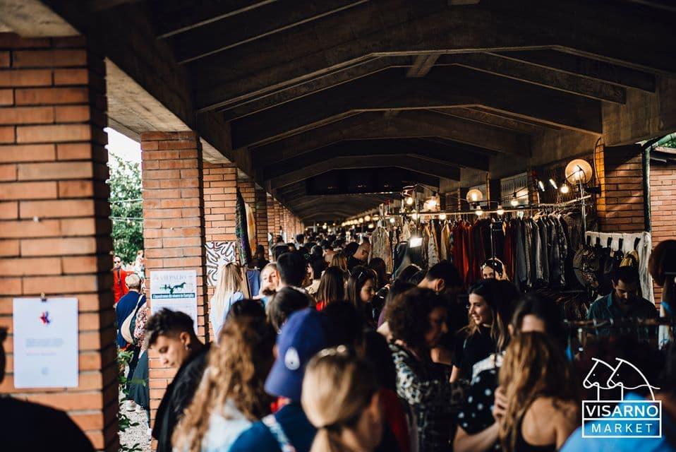 Visarno Market Ippodromo 23 24 novembre