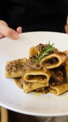 Borro Tuscan Bistro - Paccheri
