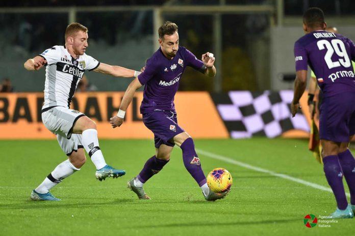 Gaetano Castrovilli, Fiorentina-Parma 2019/2020