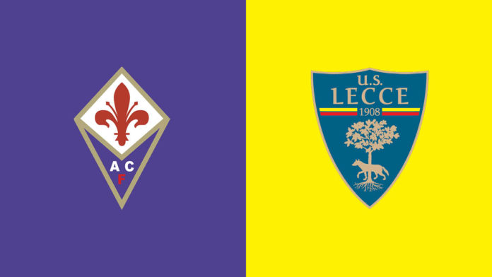 Fiorentina Lecce in streaming e tv Sky o Dazn