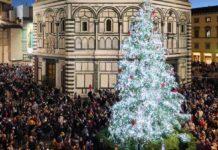 Eventi Firenze Weekend 6-7-8 dicembre Firenze albero Natale