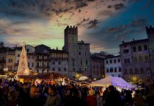 Mercatini Natale Toscana da visitare Arezzo