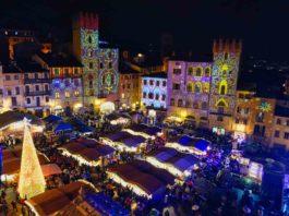 Mercatini Natale Toscana 2021 da visitare Arezzo villaggio casa babbo