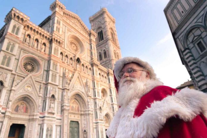 Babbo Natale Firenze regali idee