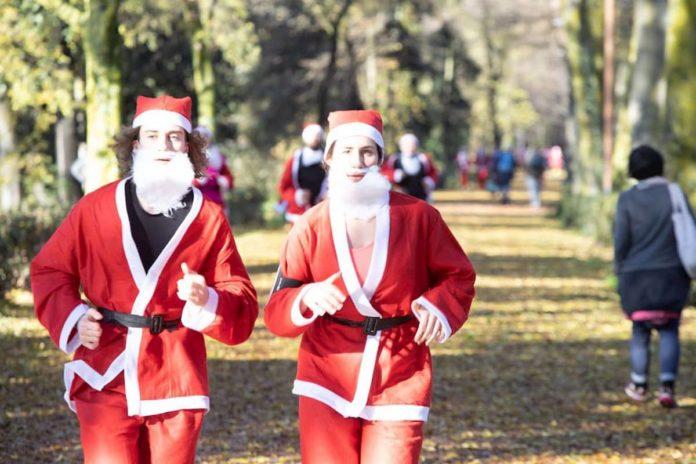 Babbo runnig eventi Firenze weekend 13 14 15 dicembre