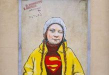 Greta Tunberg Lediesis Firenze Il Cuore si scioglie