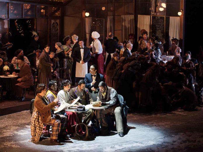 La bohème torna al Teatro del Maggio