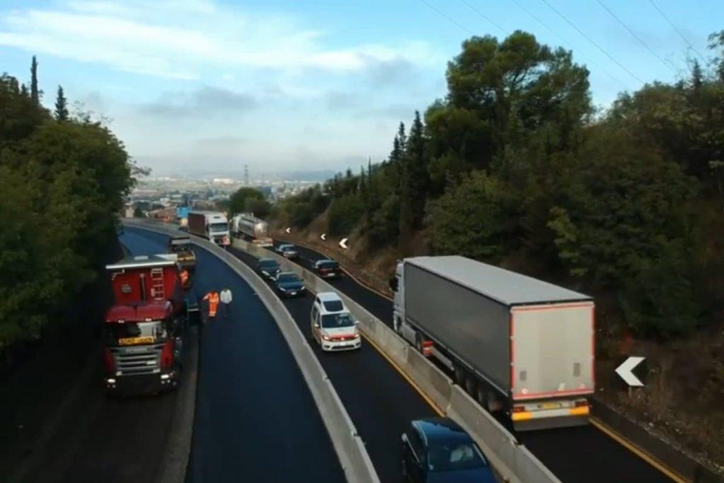 traffico Fi Pi Li Firenze Pisa Livorno Montelupo ginestra fiorentina