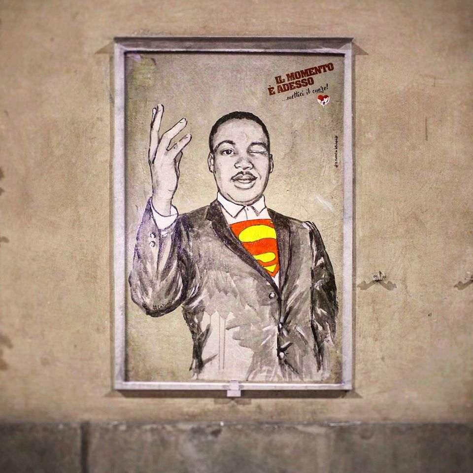 Martin Luther King momento è adesso