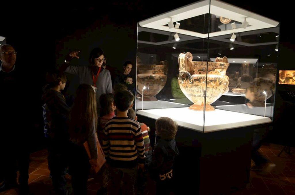 Musei gratis Firenze dicembre 2019 Archeologico