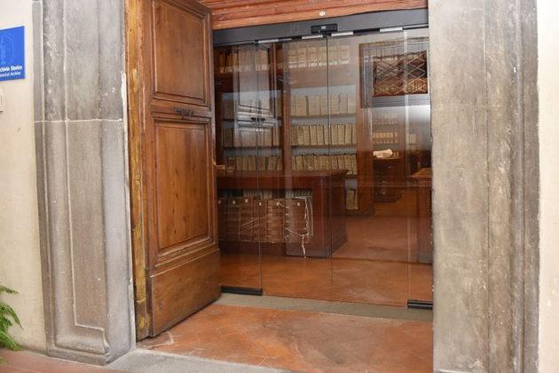Archivio Istituto innocenti affaccio museo