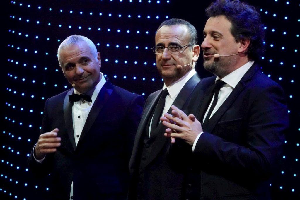 Capodanno 2020 Firenze teatro Panariello Conti Pieraccioni spettacoli