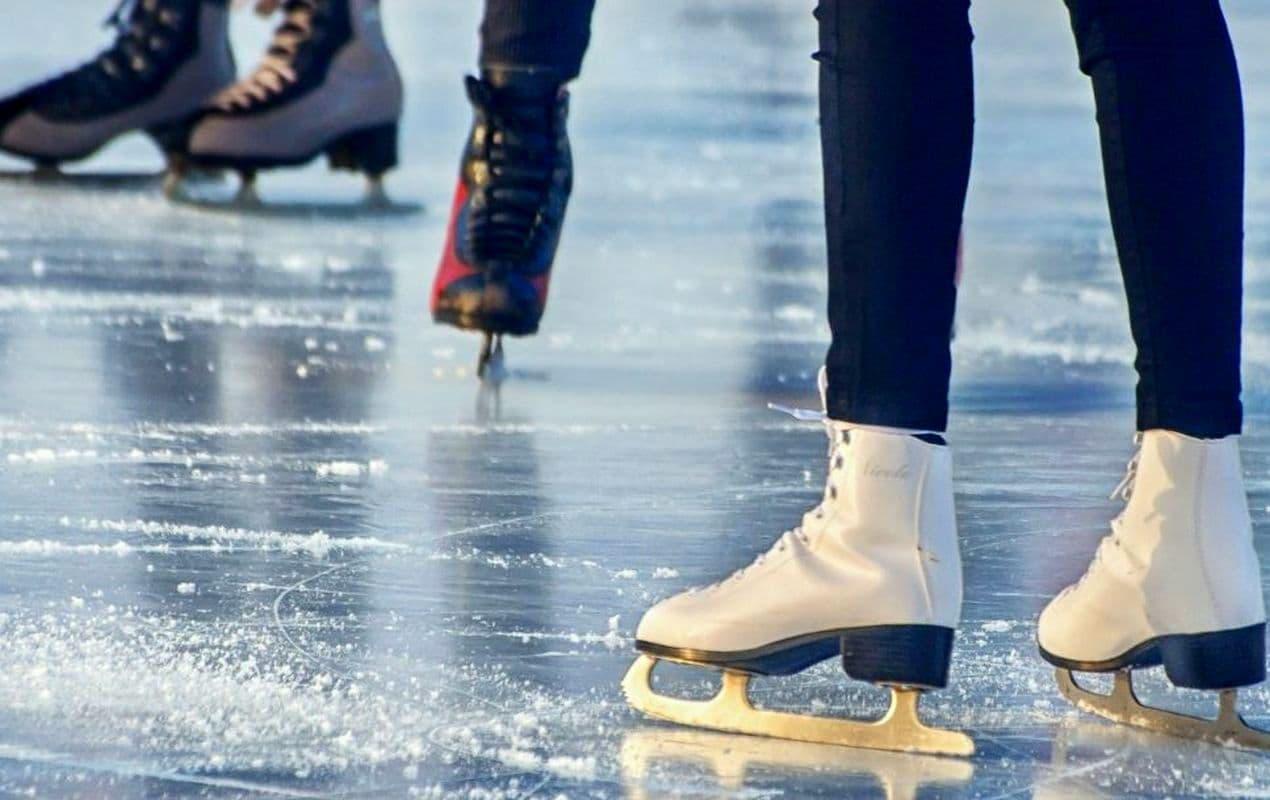 come perdere il pattinaggio sul ghiaccio