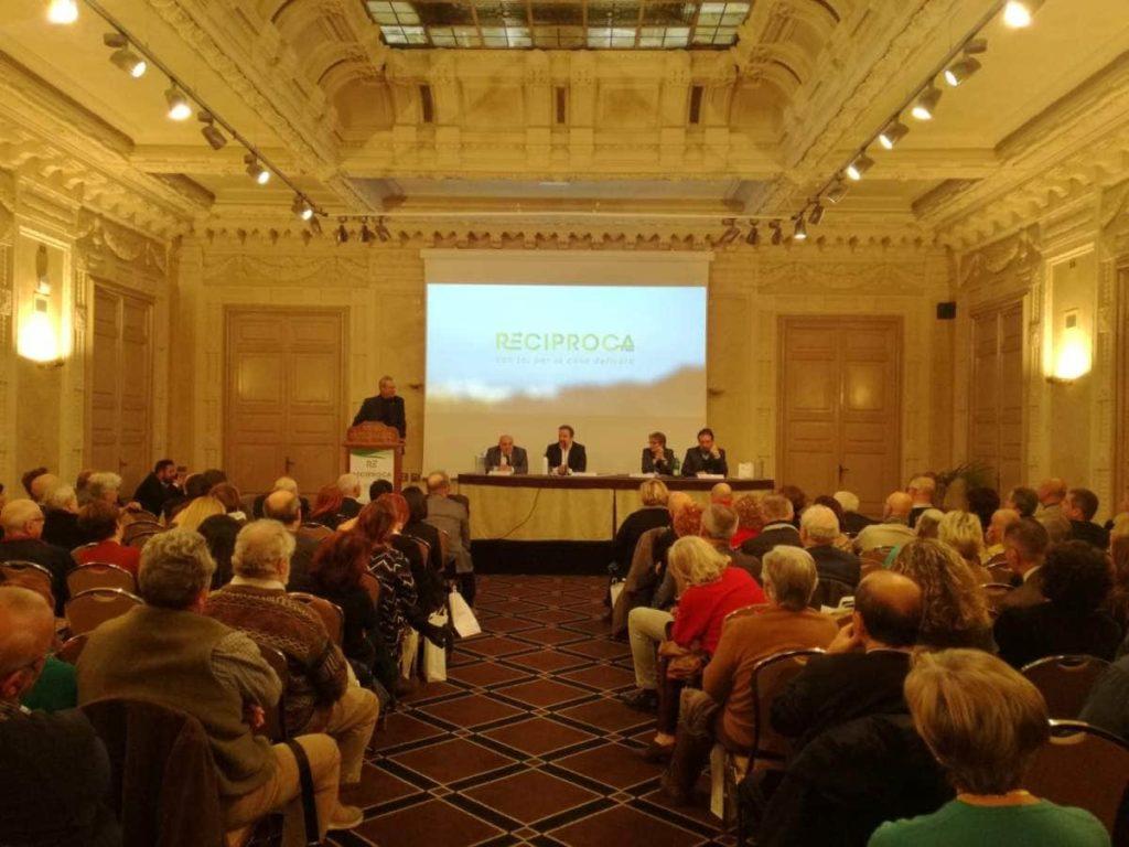 Presentazione Reciproca sms Insieme Salute Toscana Faremutua