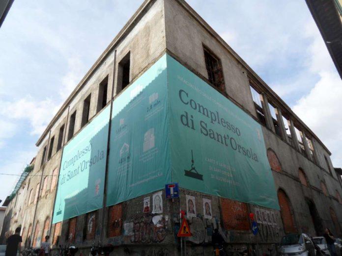 Sant'Orsola San lorenzo Firenze percorso partecipazione