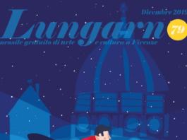 copertina Lungarno dicembre 2019