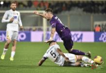 Fiorentina Lecce 0-1. Terza Sconfitta consecutiva per i Viola
