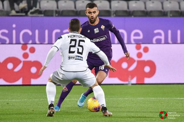 Fiorentina Cittadella, i viola vincono con doppietta di Benassi