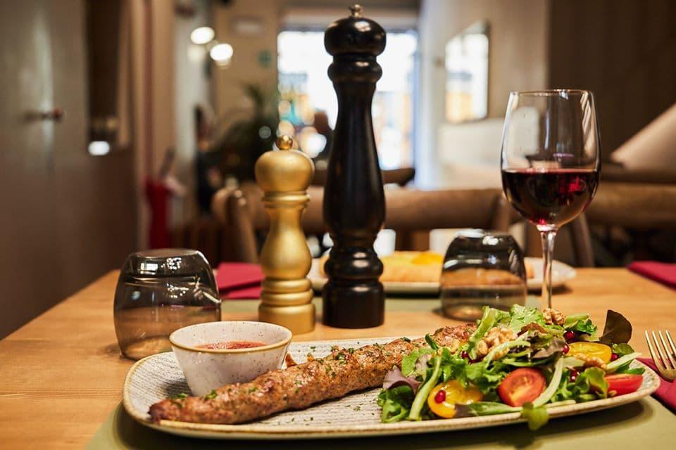 ristoranti etnici Firenze Ararat armeno georgiano
