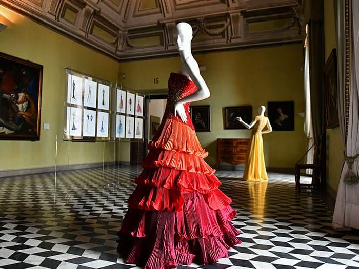 Mostra Balestra Pitti Immagine Museo Zeffirelli