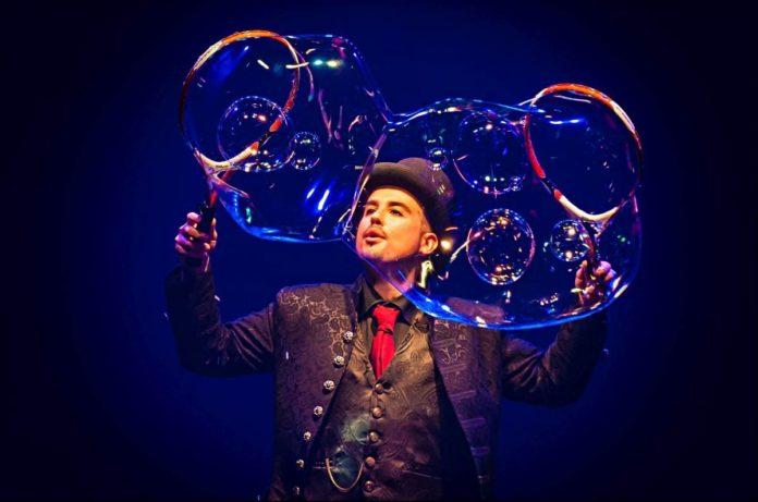 Eventi Firenze weekend 10 11 12 gennaio spettacolo bolle sapone