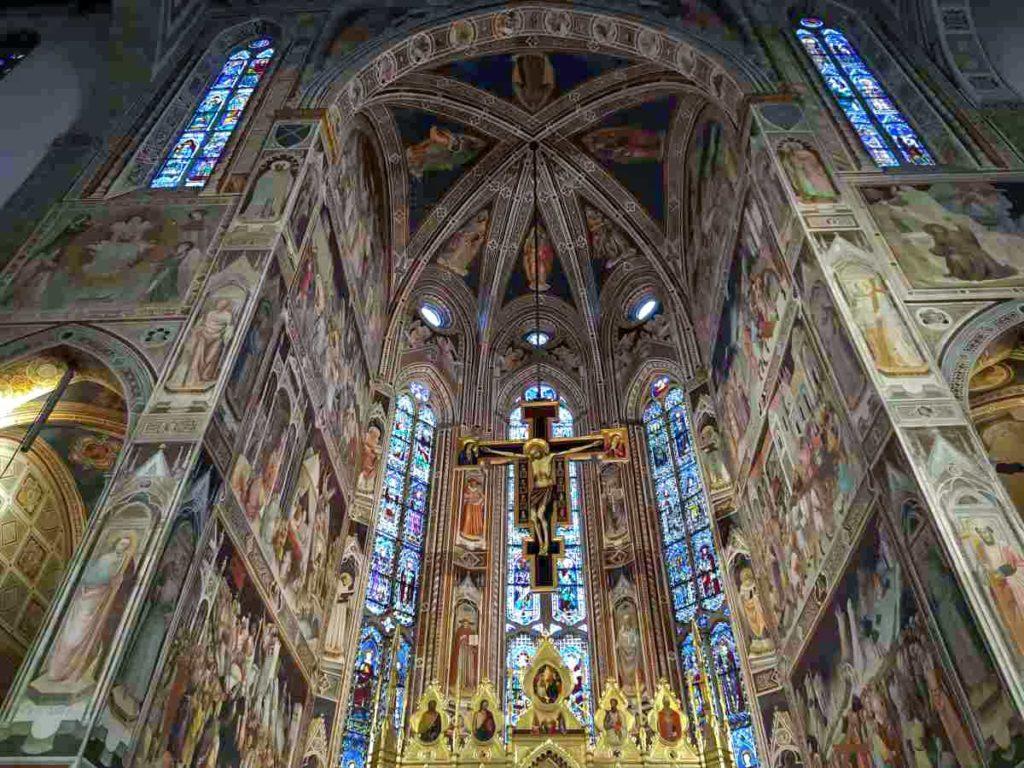 Santa Croce ingresso gratis cappella Maggiore