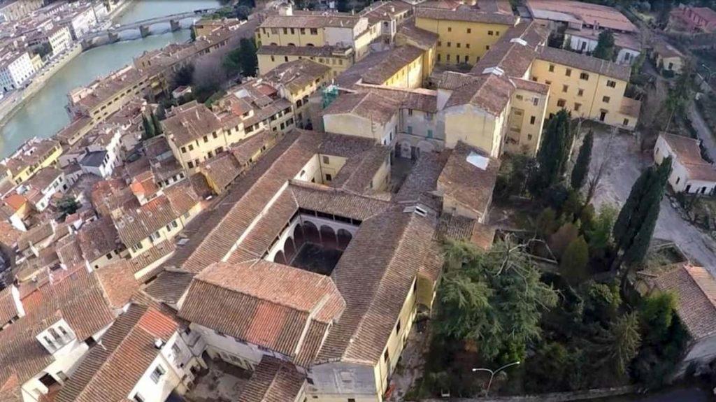 Caserma Vittorio Veneto Firenze Costa San Giorgio