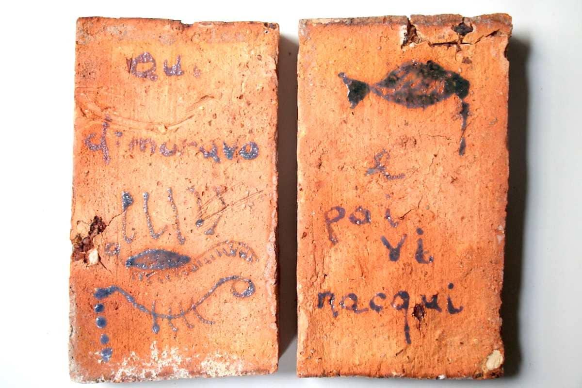 Mostra Michele Ciacciofera Museo Marino Marini Firenze
