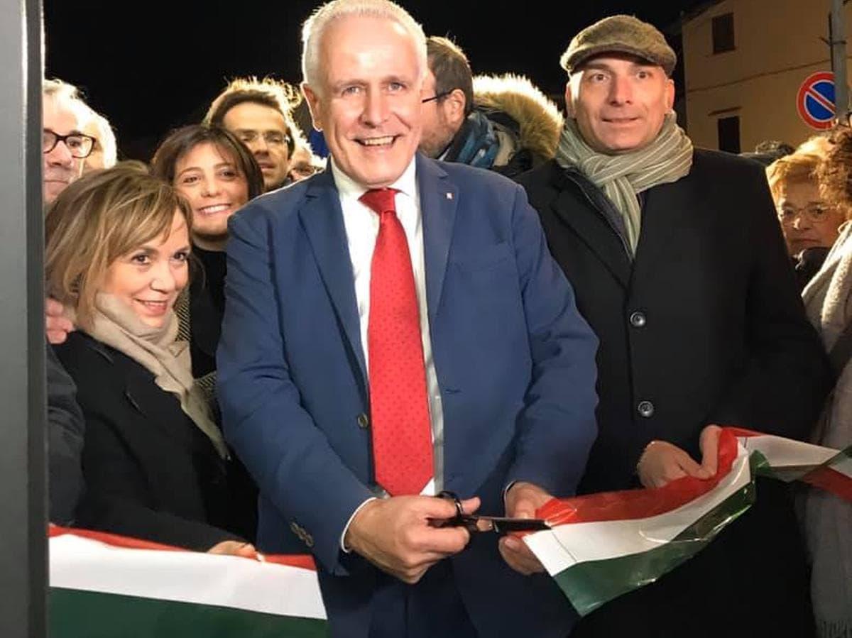 Eugenio Giani Elezioni regionali Toscana