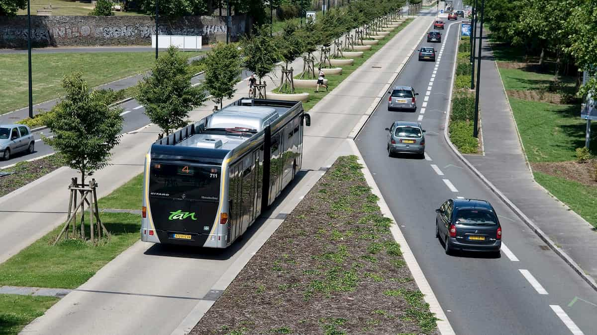 Jumbo Bus Rapid transit FIrenze