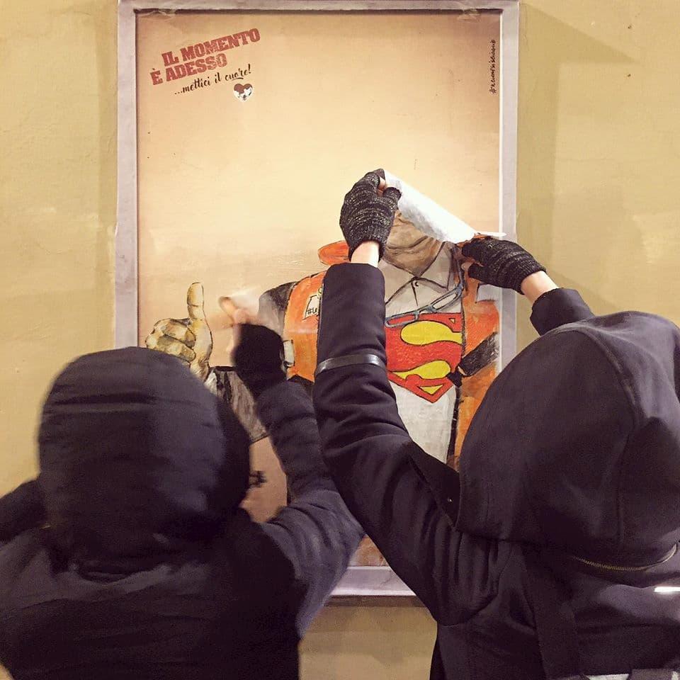 Lediesis Bartolo Firenze superman