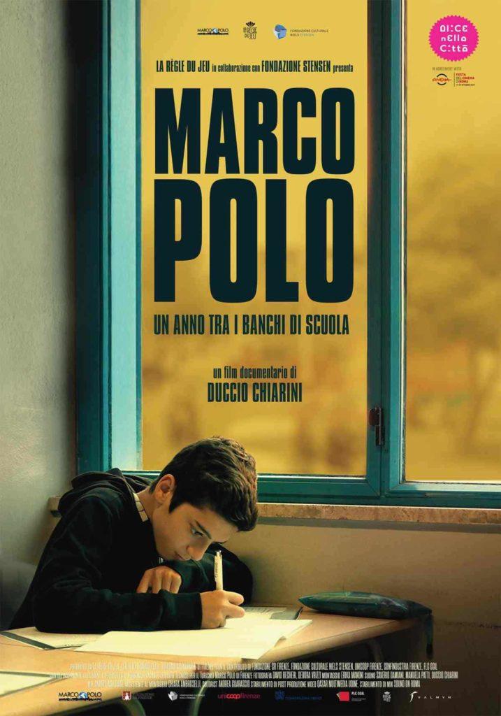 Marco Polo un anno tra i banchi di scuola locandina cinema