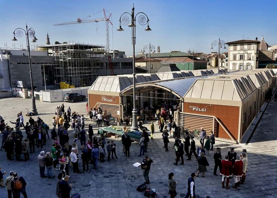 mercato pulci Firenze