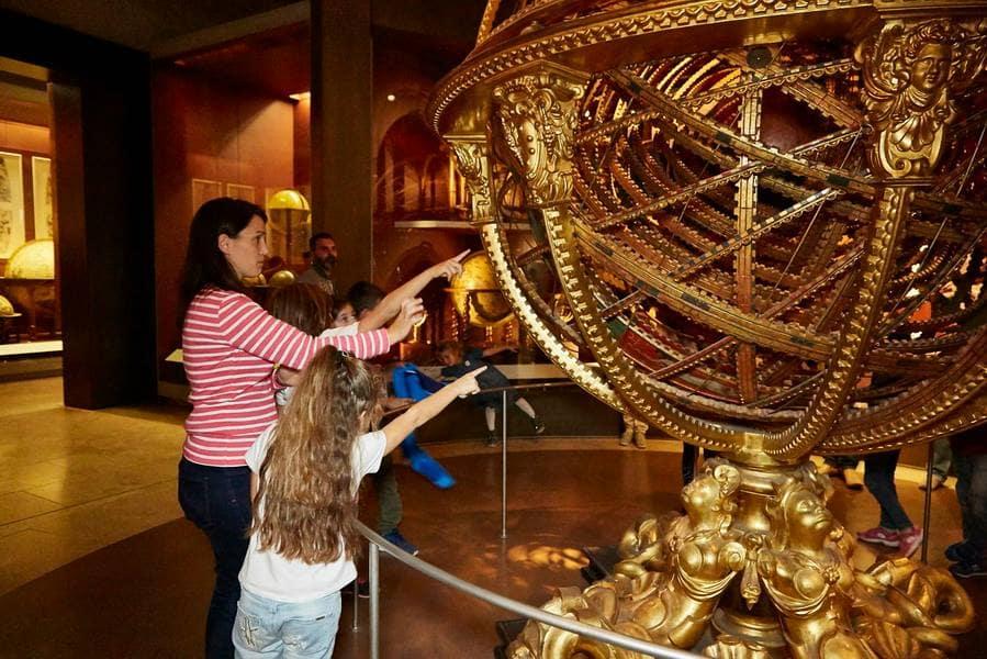 Museo Galileo Eventi bambini Firenze weekend 18 19 gennaio
