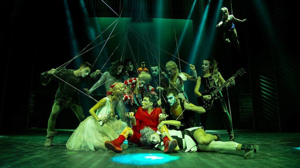 Pinocchio reloaded Firenze eventi weekend 24 25 26 gennaio 2020