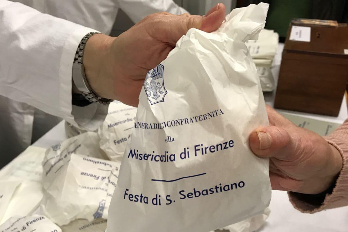 FEsta San Sebastiano Misericordia FIrenze