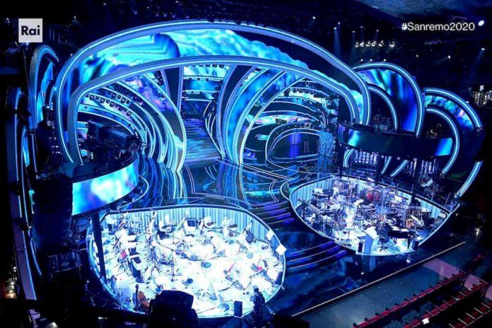 Sanremo 2020 canzoni cantanti Ariston