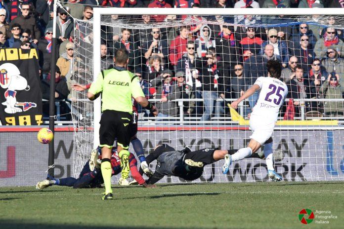 Bologna Fiorentina 1 - 1