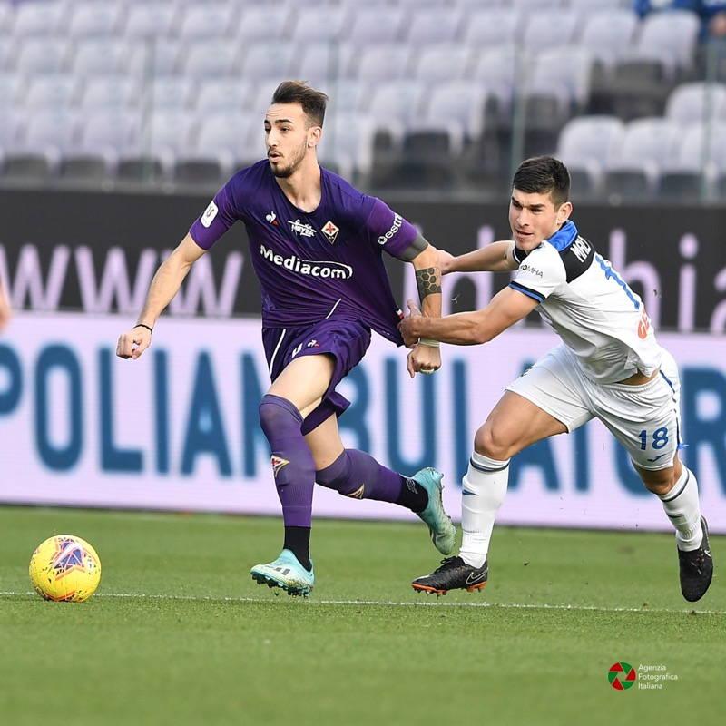 Fiorentina Atalanta Coppa Italia