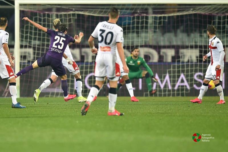Fiorentina Genoa