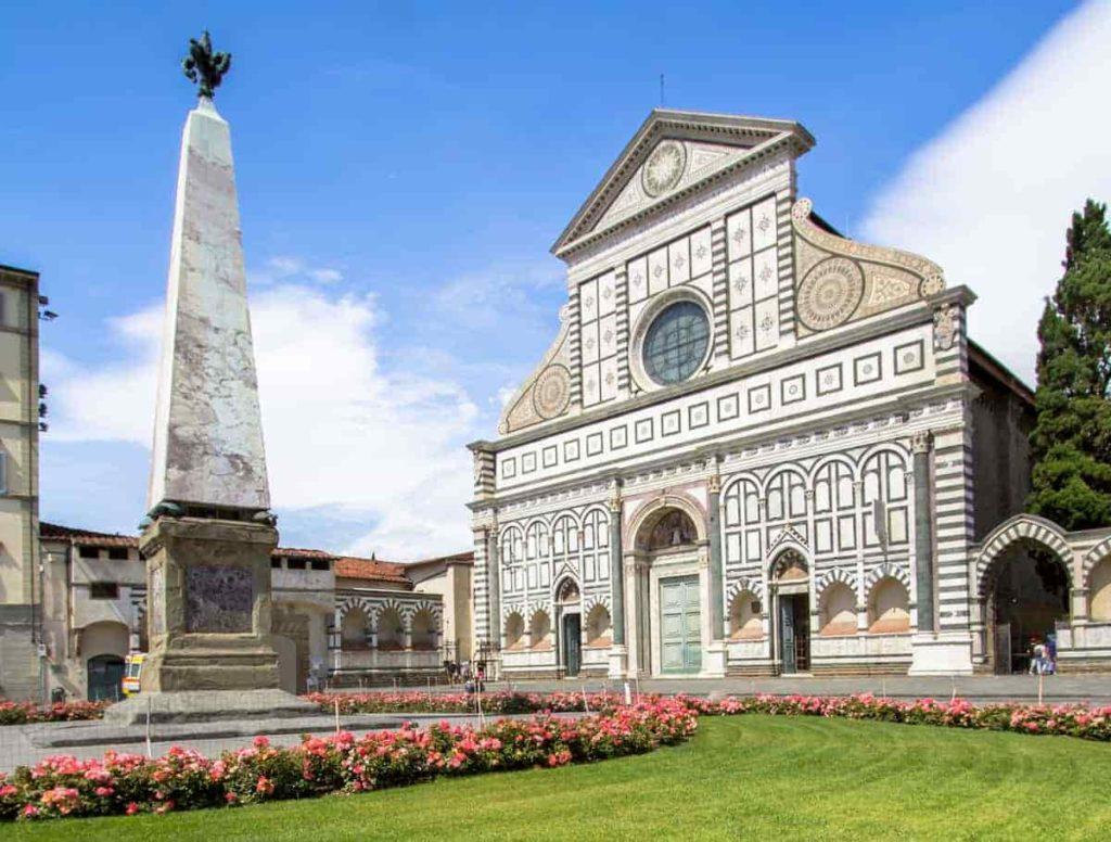 Musei civici Firenze gratuiti residenti Santa Maria Novella